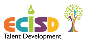 Ector County ISD Talent Development Logo